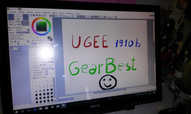Coupon $329 99 for UGEE UG - 1910B P50S Pen Digital Painting Drawing
