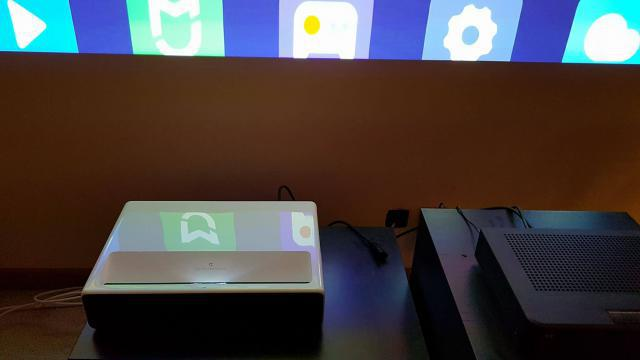 Coupon $1599 99 for Xiaomi Mijia Laser Projector - Ultra