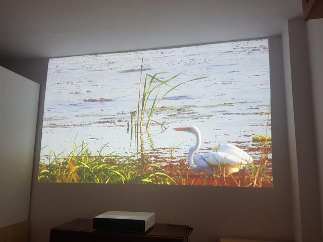 Coupon $2019 00 for Xiaomi Mijia Laser Projector - Ultra