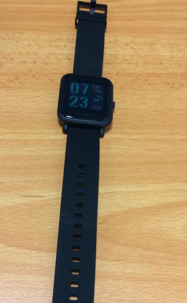 Coupon $71 99 for AMAZFIT A1608 Bip Lite Version Smart Watch
