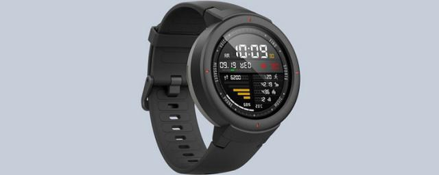 Amazfit Verge smartwatch -- fitness tracking and GPS for a low price