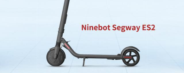 Ninebot Segway ES2 User Experience: Get Rid of Traffic Jam a
