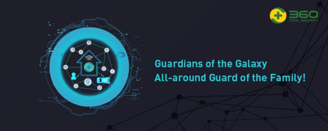 "Will it be the new ""Guardians of the Galaxy""? 360 All-around Guard of the Family!"