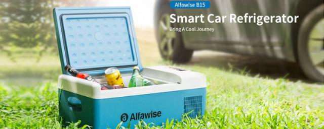 No Better Compressor Fridge At This Price Point! Alfawise B1