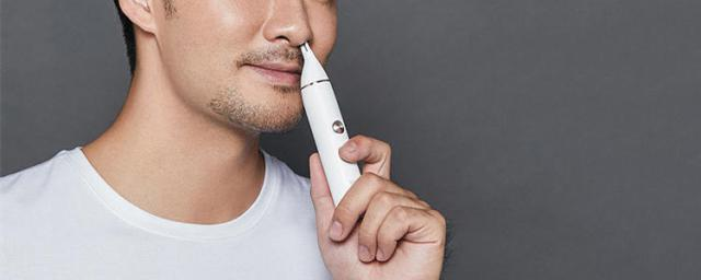 Attention! You'd Be Awkward When The Hair Of This Part Comes Out By Accident! Try SOOCAS N1 Nose Hair Trimmer
