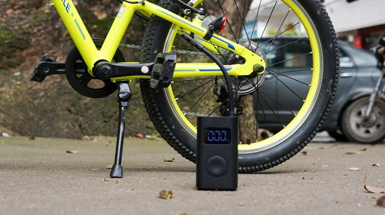 2FB8DF5380647DE60AA95014861E1BC0 - Xiaomi Air Pump review-Bike's best partner?