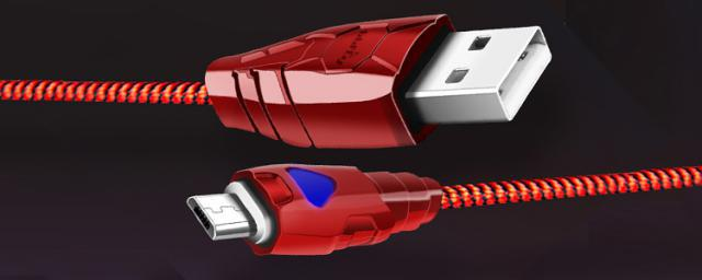 A USB Cable As Cool As MechWarrior