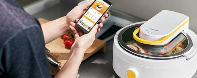 Be A Good Cook Who Doesn't Know How To Cook By Using Solista Smart Cooker From Mi Crowdfunding!
