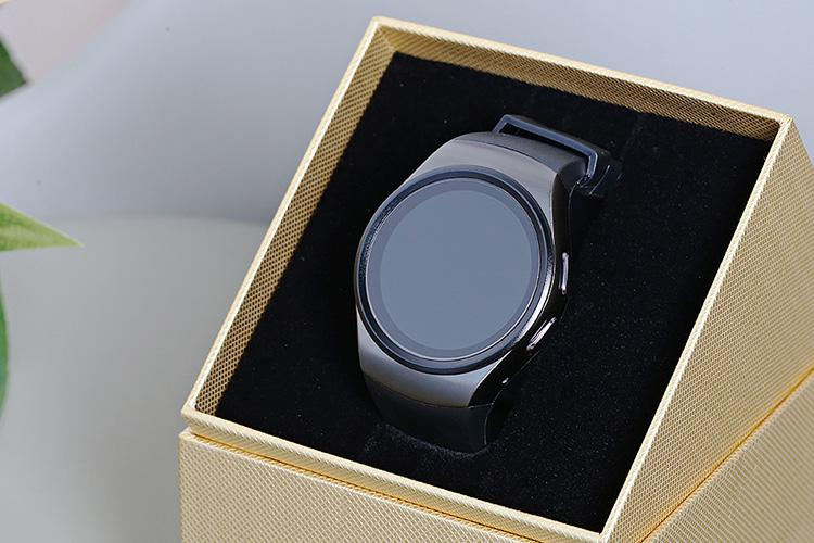 F40E9C5037B1ECA60340DE6902A5ABC5 - Less Than $50! This Amazing King Wear KW18 Smartwatch Phone is Gonna Fancify Your Life...