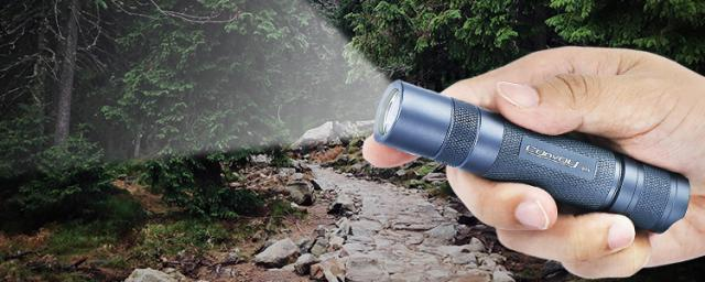 You Never Know When This Convoy S2+ LED Flashlight Will Come in Handy for You