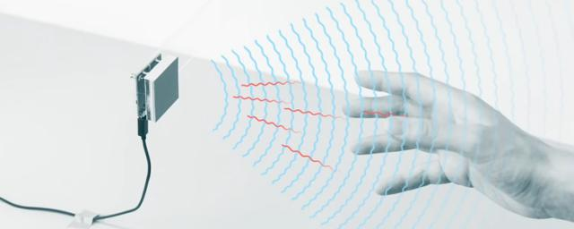 Revolutionary Operation: What's behind the Google Soli Radar for MotionSense?