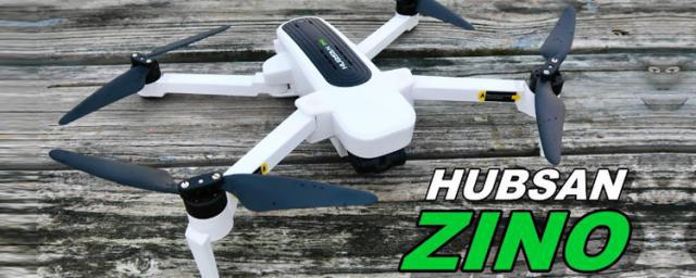 Hubsan H117S Zino: This Budget Hubsan Drone Is Better Than DJI Spark with 4K 30fps, 3-axis Gimbal, GPS, 1km Control Range, 23min Flight Time