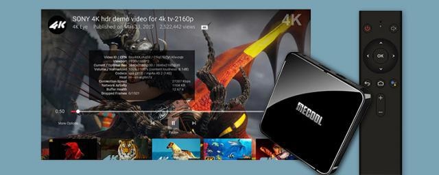 MECOOL KM3 TV Box: The Affordable Flagship Top Performer Android 9.0 TV Box