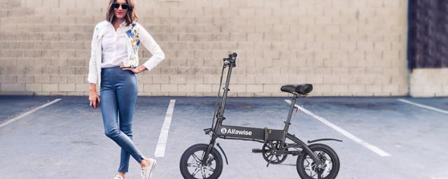 All My Feelings about Alfawise X1 Folding Electric Bike Moped Bicycle E-bike
