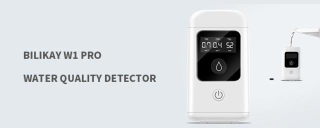 Why Do You Need a Water Quality Detector? Health Care under $45! Use Bilikay W1 Pro Spectral Water Quality Detector!