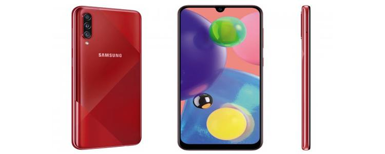 Samsung Galaxy A70s Officially Announced with 64MP Camera, Price Starting from About $450