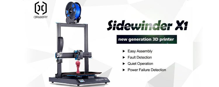 Under $400! The Best 3D Printer You Could Buy at This Price Point! Professionals or Amateurs, Build Your Works Easier!