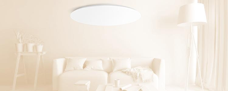 How to Use Mi Band 3/4 to Control the Yeelight Smart Ceiling Light?