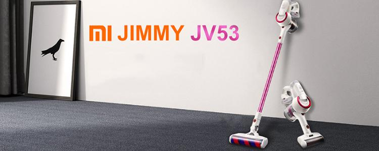 JIMMY JV53 425W Handheld Cordless Vacuum Cleaner: A Revolutionary Product That Keeps Your Home Clean