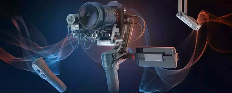 King of Cost-effective, the Powerful ZHIYUN WeeBill-S Gimbal Features Exceptional Compatibility with Mirrorless, DSLR Camera & Lens Combos