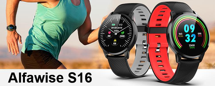 The Best-looking Smartwatch Under $30 You Could Have as the Alternative to the Apple Watch! Alfawise S16 Vs. Bilikay KW19