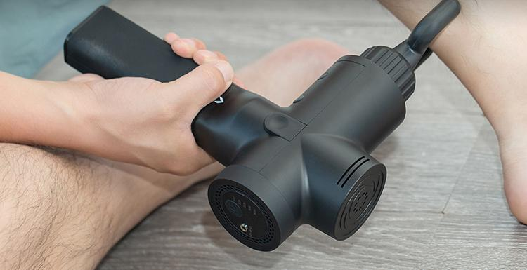 Monclique HQ-1902 Massage Gun review-Is it really working?