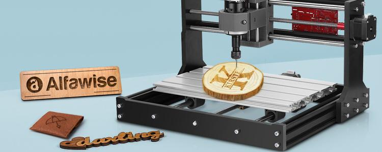 Alfawise C10 Pro: The Most Cost-effective Laser Engraver for DIY Home and Professional Workshop Users