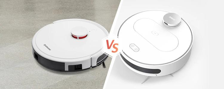 Alfawise V9S BL517 vs. 360 S6: Which Robot Vacuum is Better?