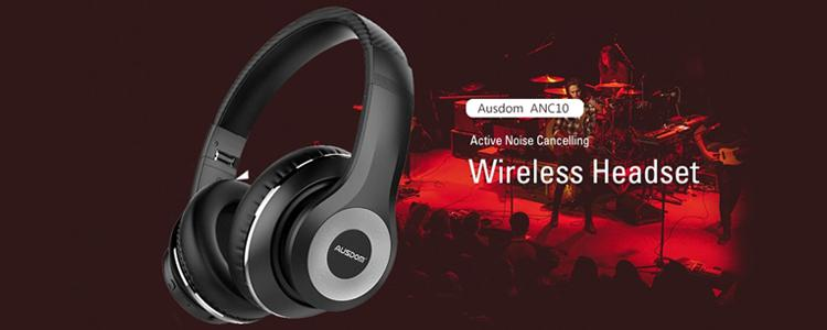 The Most Cost-effective Wireless Headset Under $45! The Best Look and Highest Quality at This Price Point! Grab It or Regret Missing