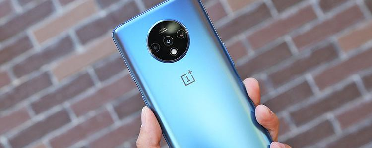 OnePlus 7T: 90Hz Display. Smooth Like Never Before.
