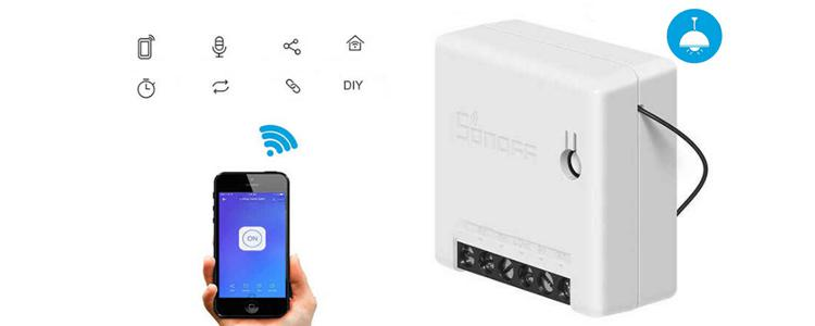 SONOFF Two-way Smart Switch: One of the Best-selling Smart Home Device for about $6 That Can Automate Any Home Appliance!
