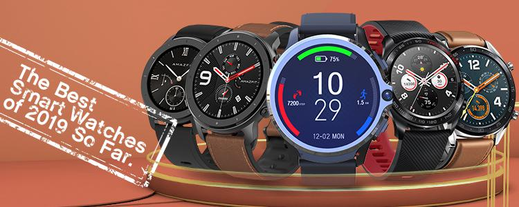 [Community-only Surprises]The Best Smart Watches of 2019 So Far.