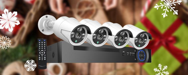 DOUBLE 12 Best Worth Buying! Stalwall N1 H.265 Outdoor Home Security Camera Kit Under $157.99 (Coupon Price)!