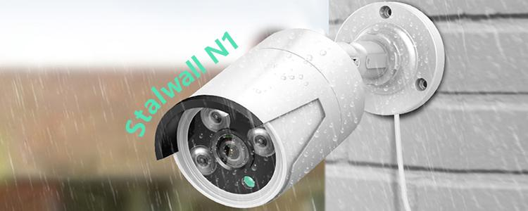 The Best Outdoor Security Camera Kit in 2019 - Stalwall N1 is Worth Every Penny in Safeguard Your Home!