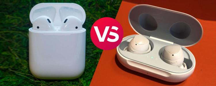 Samsung Galaxy Buds vs AirPods: Which One is Better?