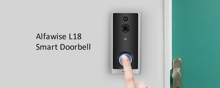 Under $50! Alfawise L18 Helps You Stop Burglary From Your Home When You're Not At Home!