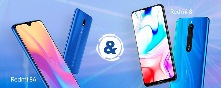 Xiaomi Redmi 8 Series: 5000mAh Large Capacity Battery, Solving Your Anxiety of Short Battery Life Only Needs 189 USD