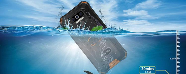 The Best Performance Rugged Phone Under $100 with 8000mAh Large Battery and Helio A22 MT6761