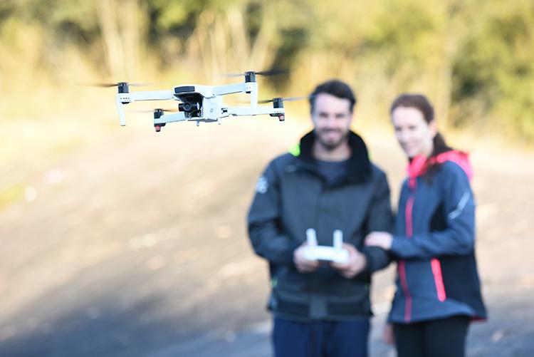 Hubsan Zino 2 Review: Brilliant Low-Cost Drone with Higher-level Capabilities.