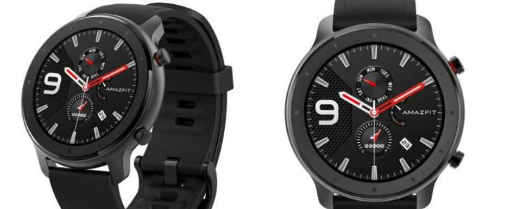 Amazfit GTR 47mm Lite Will Be Firstly Launched on Gearbest!