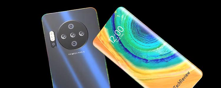 Huawei Mate 40 Pro Randering Leaked with Kirin 1000 + 5G-Notch Display! Mate 40 Pro vs Mate 30 Pro: Which One Do You Prefer?