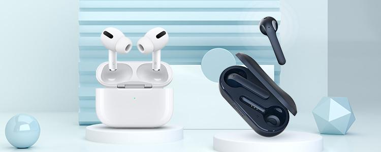 Mobvoi TicPods 2 Pro vs Apple AirPods Pro: What's Different with APTX - Enabled TWS Bluetooth Earbuds?