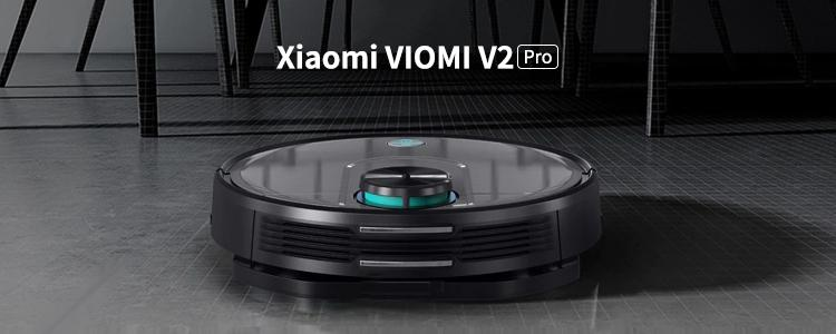 Xiaomi VIOMI V2 Pro In-depth Reviews: The Best Cost-effective Robot Vacuum Cleaner at $369.99