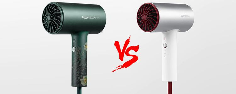 SOOCAS H3S vs SOOCAS H3 Hair Dryer: What Makes the