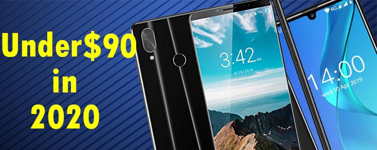 Smartphones under $ 90: Here are the best phones I've found