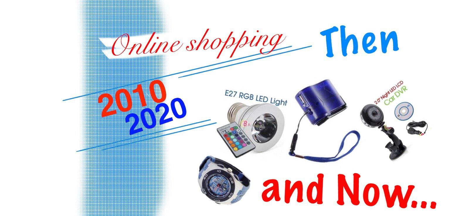 Electronic Nostalgie. Evolution of Shopping Since Early 2010' and Actual Trends of 2020'.