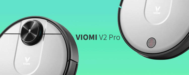 How does the Sensors of Robot Vacuum Cleaner Work? VIOMI V2 Pro with 12 Sets of Sensors for More Intelligent Cleaning