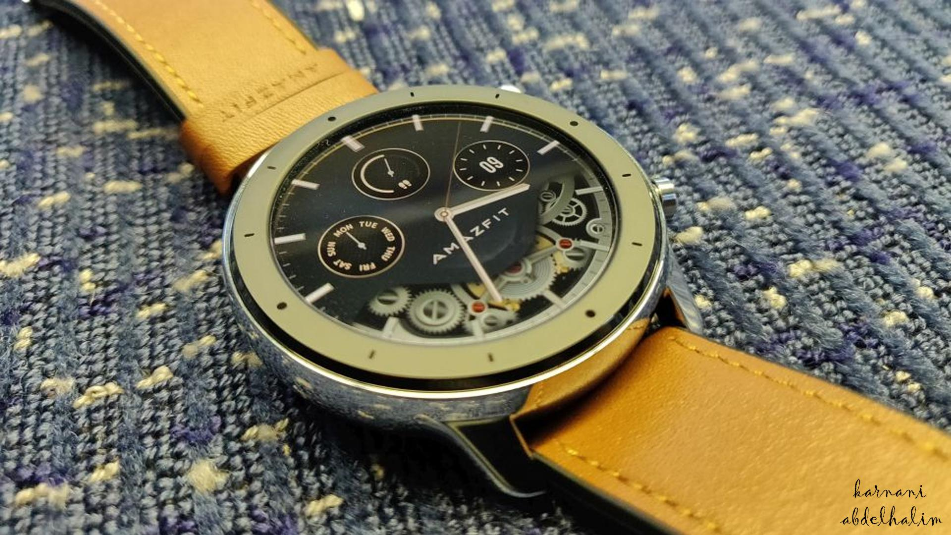 The King of the watches Amazfit GTR Lite 47mm