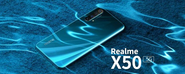 OPPO Realme X50 5G Reviews: Comes with 120Hz Display Refresh Rate and Dual-Mode 5G