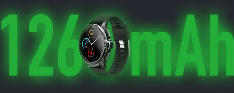 KOSPET PRIME SE, THE ANDROID SMARTWATCH WITH ECONOMICAL 4G